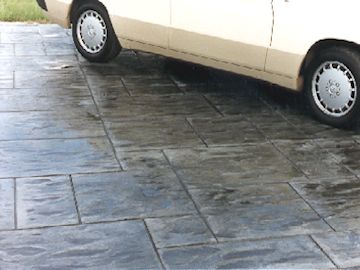 Residential & commercial decorative concrete contractor - Scott Anderson Concrete 