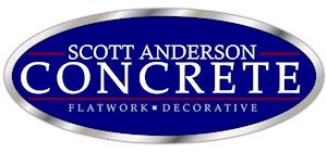 Commercial & residential concrete flatwork; epoxy coating; decorative, stamped & 